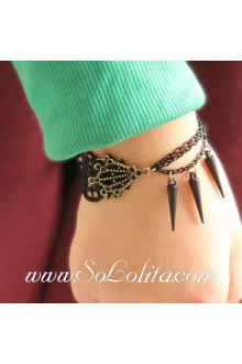 Sen Department Little Fresh Casual Fashion Lace Lolita Bracelet