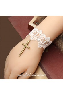 Vintage DIY Original Fashion Bride Lace Lolita Bracelet