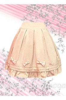 Fashion Ruffle Bow Detailing Lolita Skirt