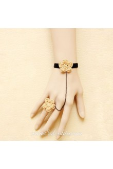 Sen Department Lovely Peach Blossom Lolita Bracelet